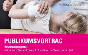 PUBLIKUMSVORTRAG Ruecken