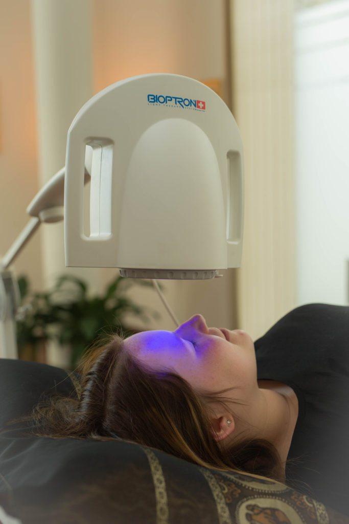 Bioptron Lichttherapie Vitazen